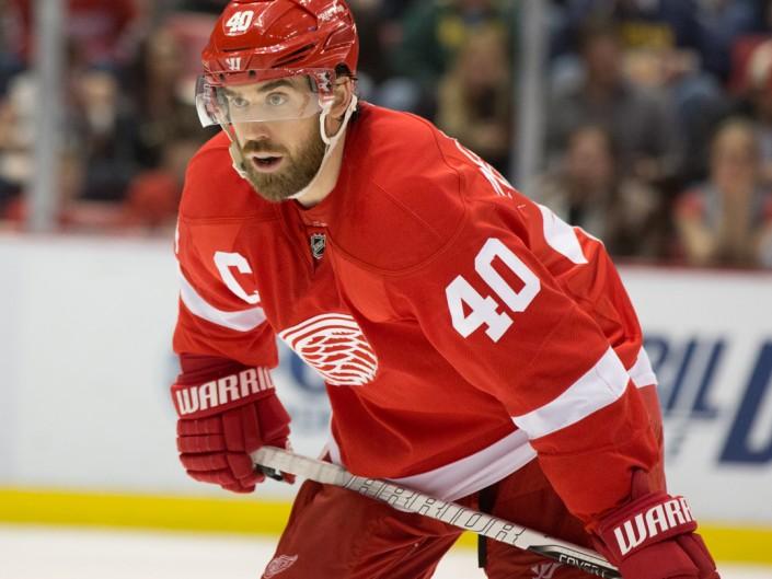 Detroit Red Wings: Henrik Zetterberg